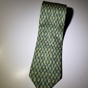 HERMES MENS TIE APPROXIMATELY 61 INCHES LONG